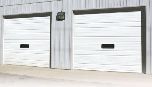 24 ga steel commercial doors
