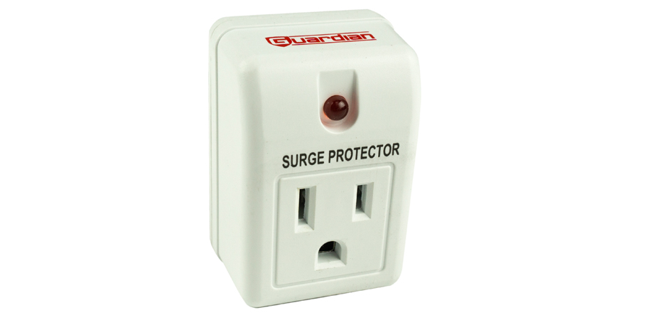 guardian single outlet surge protector