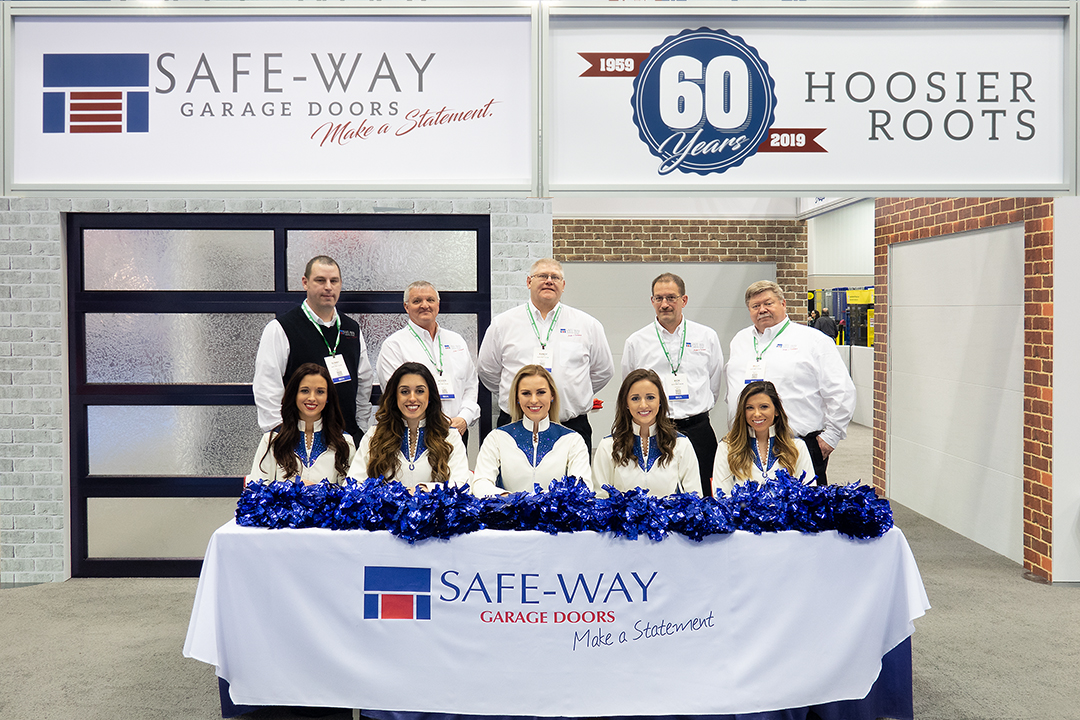 safe-way sales with the indianapolis colts cheerleaders